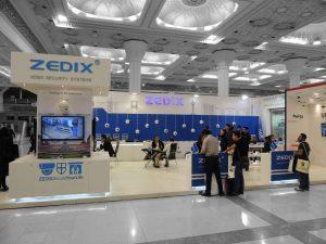 غرفه سازی zedix